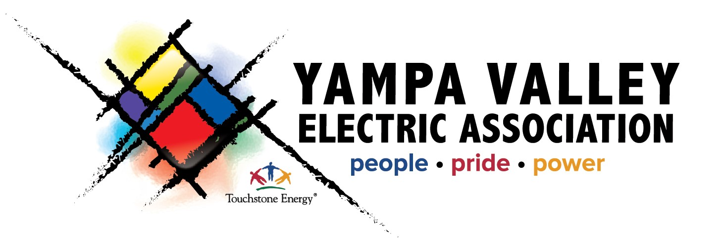 Yampa Valley Electric Association Logo